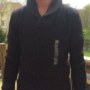 NWT Men's large sweater